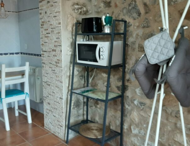 cocina 2 via verde